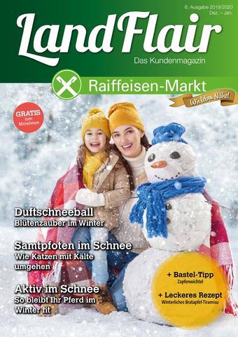 Raiffeisen Markt Prospekt (bis einschl. 31-01)
