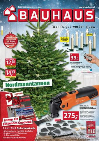 Bauhaus Werbeflugblatt (bis einschl. 31-12)