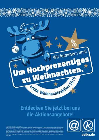 Billa Werbeflugblatt (bis einschl. 11-12)