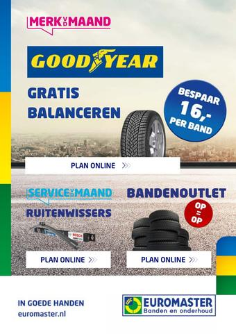 Euromaster reclame folder (geldig t/m 15-12)
