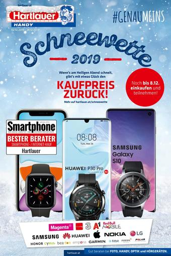 Hartlauer Werbeflugblatt (bis einschl. 24-12)