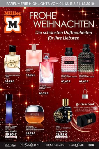 Müller Werbeflugblatt (bis einschl. 31-12)