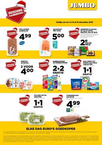 Agrimarkt reclame folder (geldig t/m 31-12)