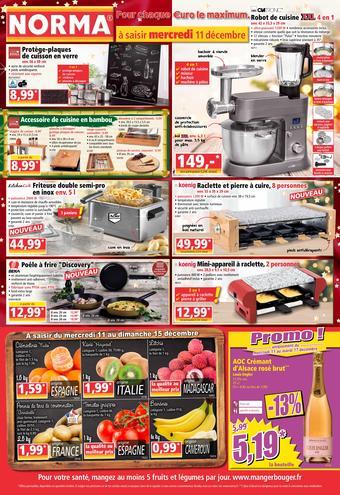 Norma catalogue publicitaire (valable jusqu'au 17-12)