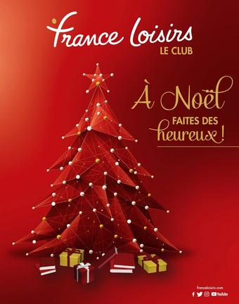 France Loisirs catalogue publicitaire (valable jusqu'au 31-12)