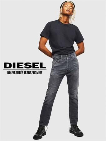 Diesel catalogue publicitaire (valable jusqu'au 02-02)