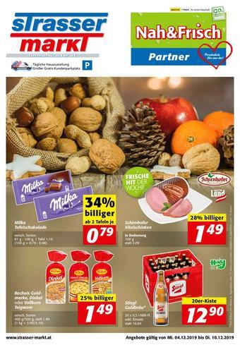 Strasser Markt Werbeflugblatt (bis einschl. 12-12)