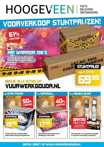 Hoogeveen reclame folder (geldig t/m 31-12)