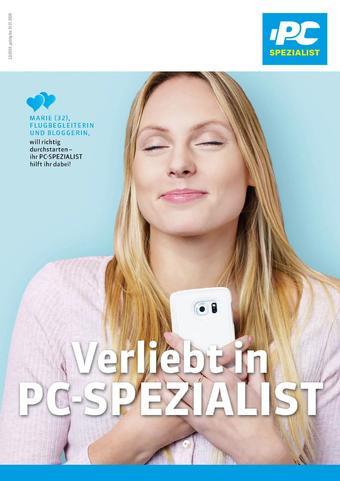 PC Spezialist Prospekt (bis einschl. 31-01)
