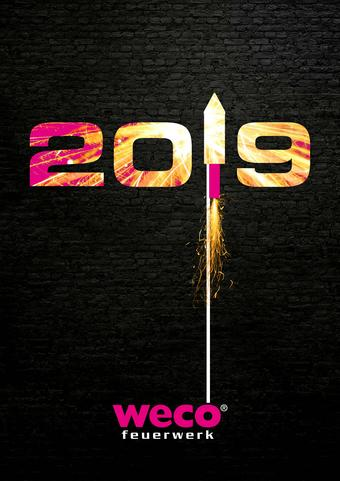 WECO Feuerwerk Prospekt (bis einschl. 31-12)