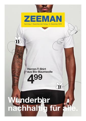 Zeeman Werbeflugblatt (bis einschl. 13-12)