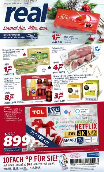 real reclame folder (geldig t/m 14-12)