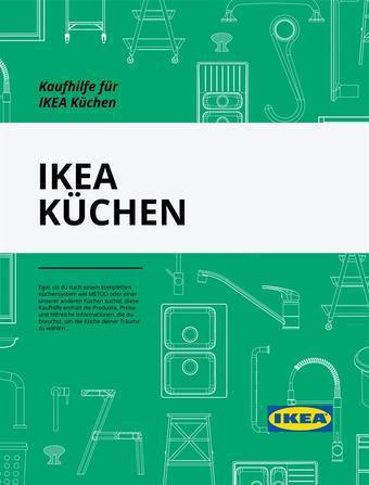 IKEA Werbeflugblatt (bis einschl. 31-12)