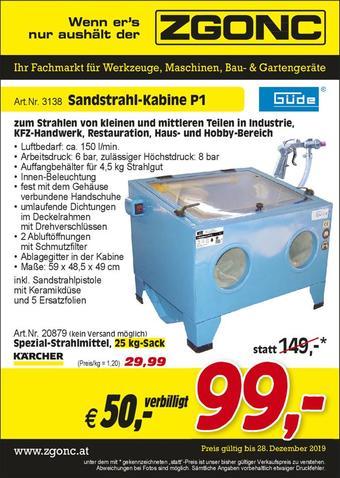 Werbeflugblatt (bis einschl. 28-12)