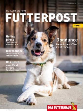 Das Futterhaus Werbeflugblatt (bis einschl. 31-12)