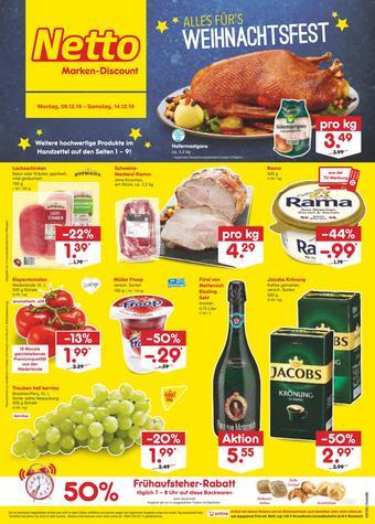 Netto Marken-Discount Prospekt (bis einschl. 14-12)