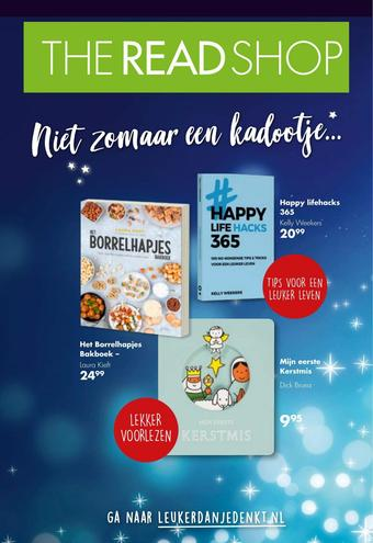 The Read Shop reclame folder (geldig t/m 29-12)