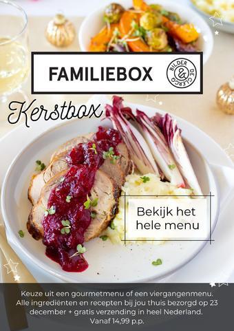 De Familiebox reclame folder (geldig t/m 14-12)