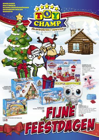 ToyChamp reclame folder (geldig t/m 05-01)