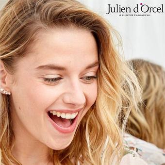 Julien d'Orcel catalogue publicitaire (valable jusqu'au 07-02)