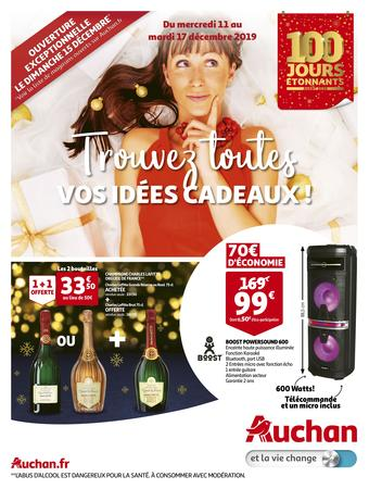 Auchan reclame folder (geldig t/m 17-12)