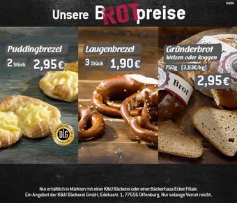 K&U Bäckerei Prospekt (bis einschl. 14-12)
