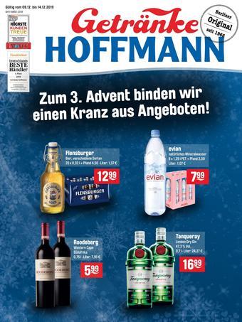 Getränke Hoffmann Prospekt (bis einschl. 14-12)