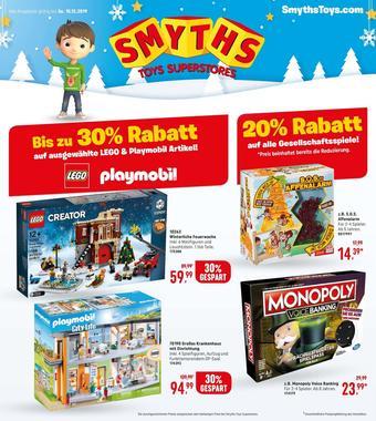 Smyths Toys Prospekt (bis einschl. 15-12)