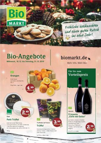 Aleco Biomarkt Prospekt (bis einschl. 31-12)