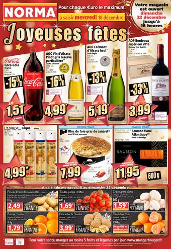 Norma catalogue publicitaire (valable jusqu'au 24-12)