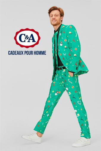 C&A reclame folder (geldig t/m 07-01)