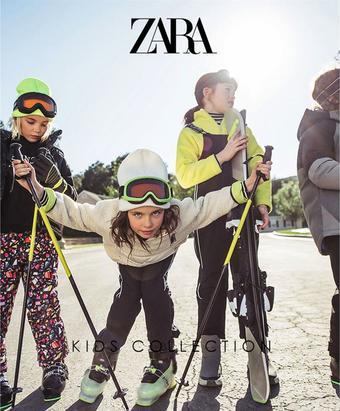 ZARA KIDS folheto promocional (válido de 10 ate 17 26-01)