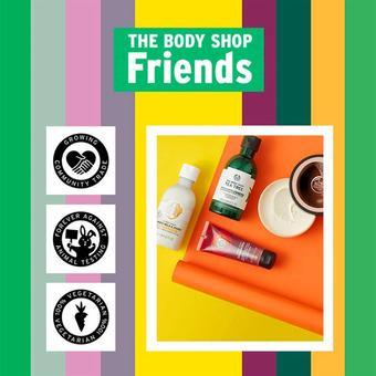 The Body Shop folheto promocional (válido de 10 ate 17 11-02)