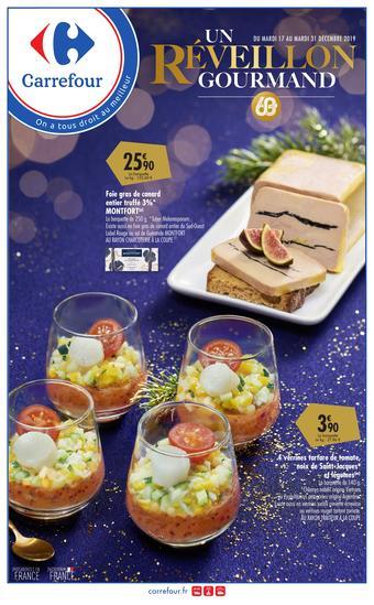 Carrefour catalogue publicitaire (valable jusqu'au 31-12)