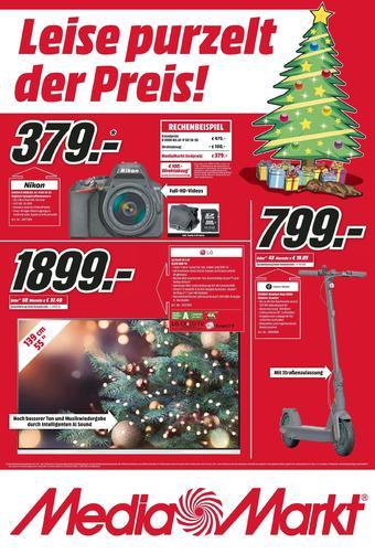 MediaMarkt Prospekt (bis einschl. 16-12)