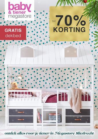 Baby & Tiener reclame folder (geldig t/m 04-01)