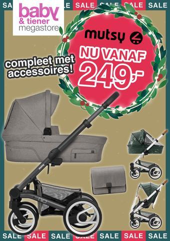 Baby & Tiener reclame folder (geldig t/m 21-12)