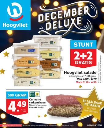 Hoogvliet reclame folder (geldig t/m 26-12)