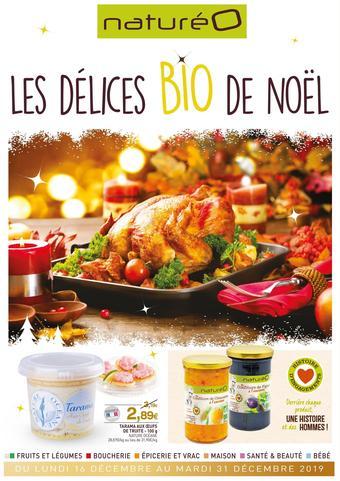 naturéO catalogue publicitaire (valable jusqu'au 31-12)
