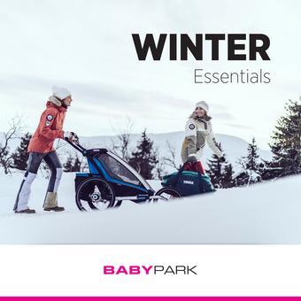 Babypark reclame folder (geldig t/m 20-01)
