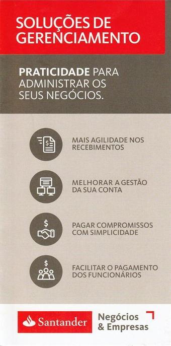 Santander catálogo promocional (válido de 10 até 17 31-01)