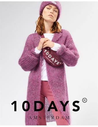 10 Days reclame folder (geldig t/m 18-02)