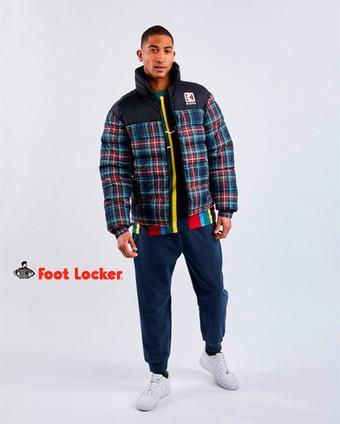 Foot Locker catalogue publicitaire (valable jusqu'au 21-02)