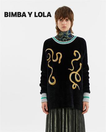 Bimba & Lola folheto promocional (válido de 10 ate 17 20-02)