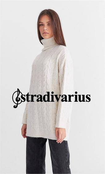 Stradivarius reclame folder (geldig t/m 20-01)