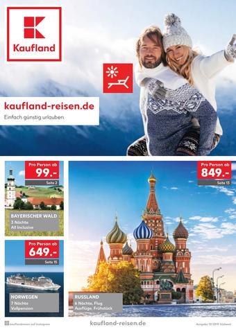 Kaufland Reisen Prospekt (bis einschl. 29-02)