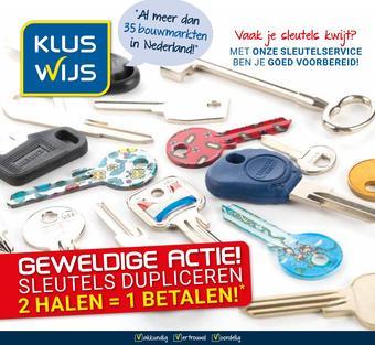 Kluswijs reclame folder (geldig t/m 26-01)