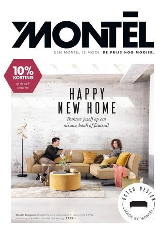 Montel reclame folder (geldig t/m 23-02)