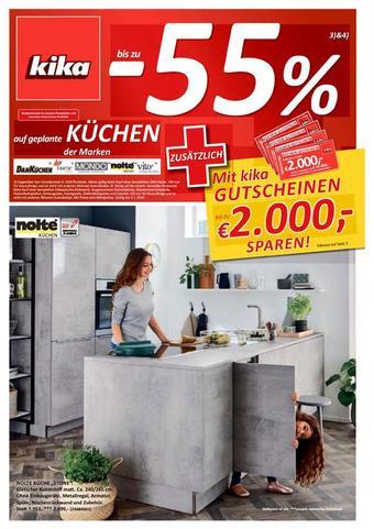 kika Werbeflugblatt (bis einschl. 03-02)