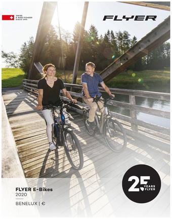 Flyer Fietsen reclame folder (geldig t/m 31-12)